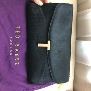 Ted Baker London Jamun T Clasp Clutch